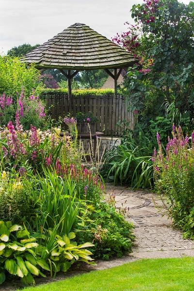 Hilltop Garden Garden Photos